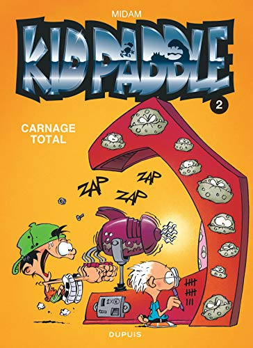Kid Paddle T.02 : Carnage total